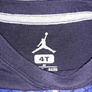 Jordan short sleeve shirt